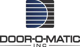 Door-O-Matic logo